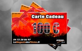 Le magasin des pilotes : carte cadeau 100€