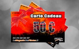 Le magasin des pilotes : carte cadeau 50€