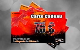 Le magasin des pilotes : carte cadeau 75€