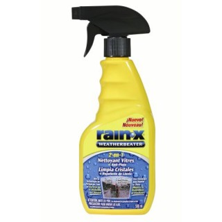 le magasin des pilotes : Flacon RAIN X 2 en 1 500ML
