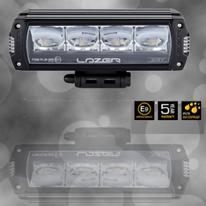 le magasin des pilotes : RAMPE LAZER 4 LED TRIPLE R ELITE 3