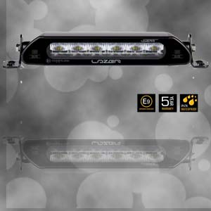 le magasin des pilotes : RAMPE LAZER 6 LED LINEAR ELITE