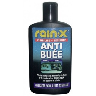 le magasin des pilotes : Flacon RAIN X Anti Buee 200ML